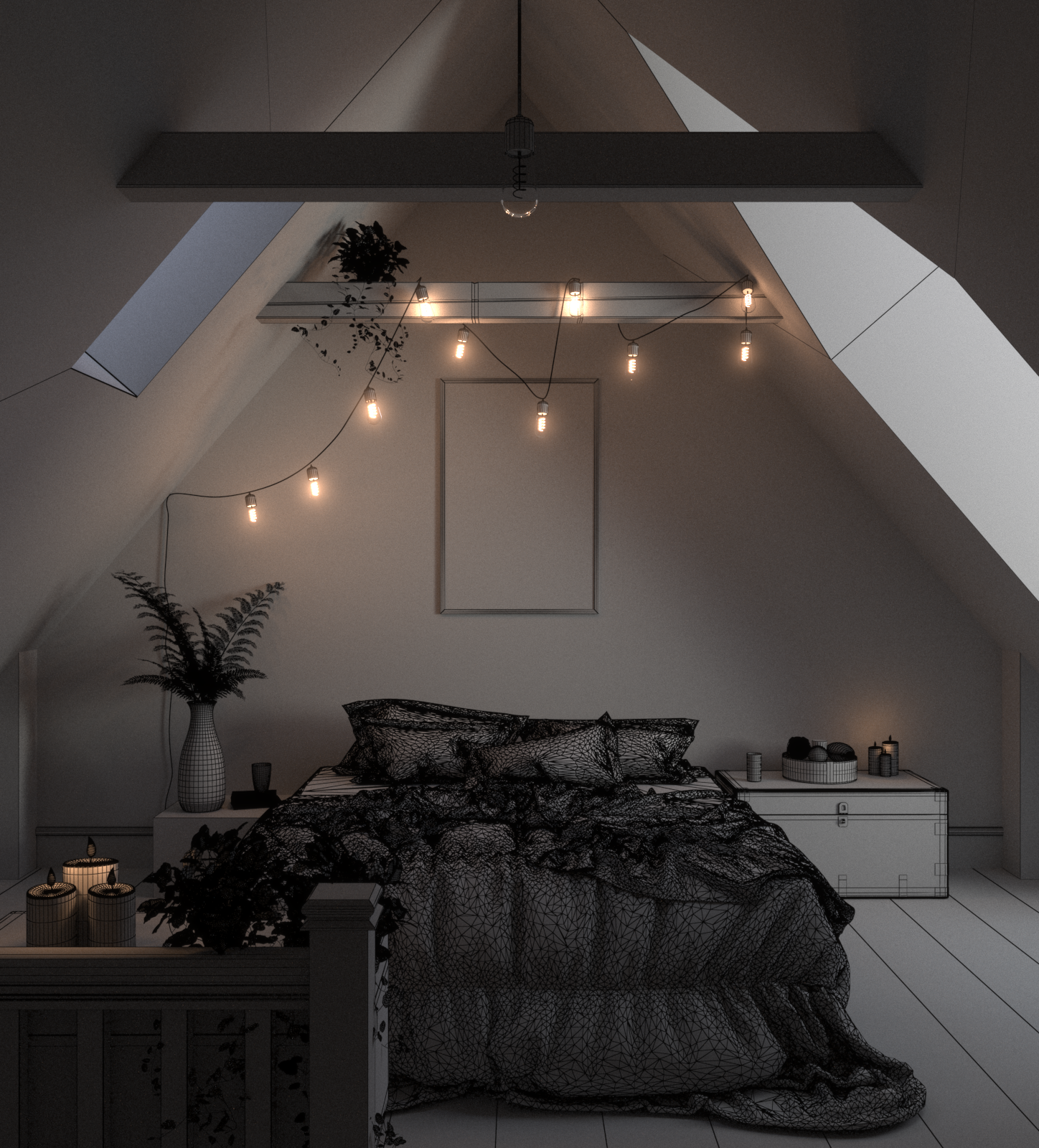 Wireframe_Bedroom